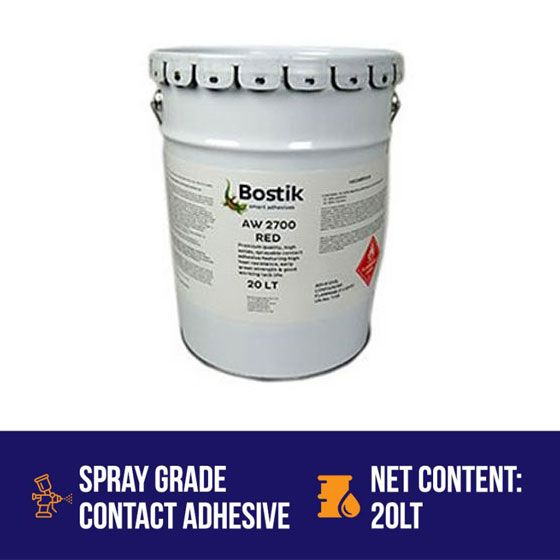 ADHESIVES & CLEANERS