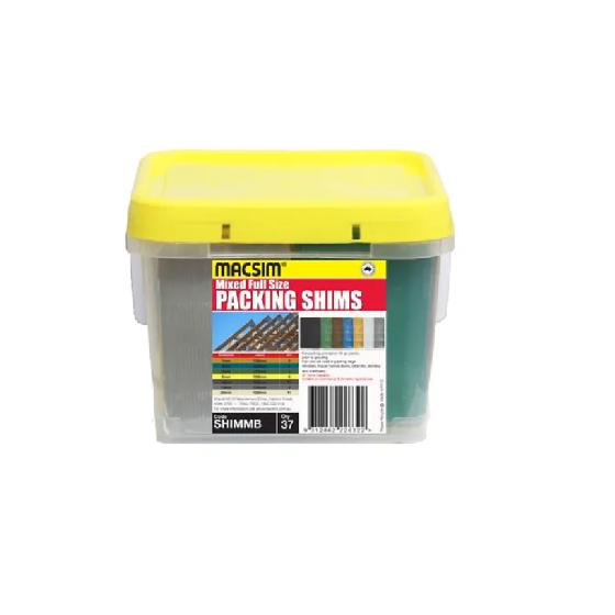 SHIMS AND PACKERS