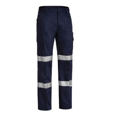 BISLEY TAPED BIOMOTION DRILL CARGO WORK PANTS