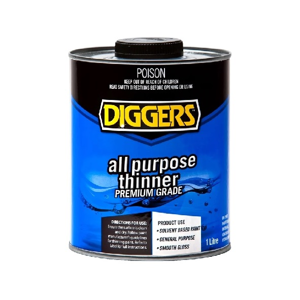 THINNERS - SPIRTS